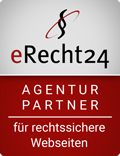 eRecht24 Agenturpartner für rechtssichere Websites